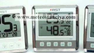 Сравнительный видеообзор термогигрометров