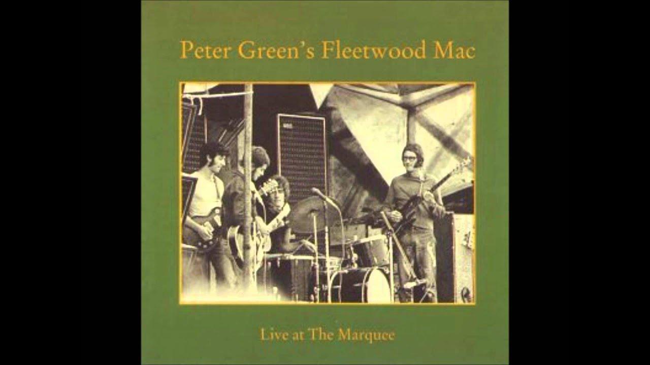 Fleetwood Mac - London Live '68 (The Masters)