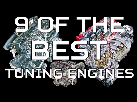 9 of the Best Tuning Engines