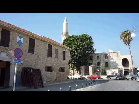 Buyuk or Kebir Mosque - Larnaca Cyprus