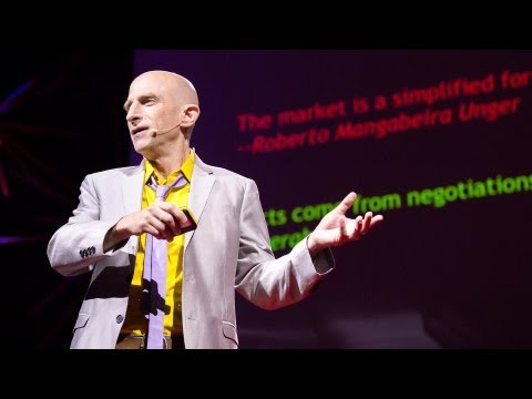 Robert Neuwirth: The power of the informal economy
