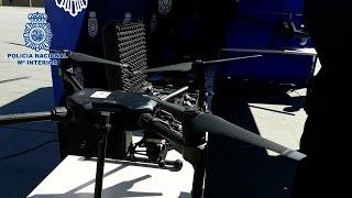 Sancionadas dos personas por vuelos ilegales con drones
