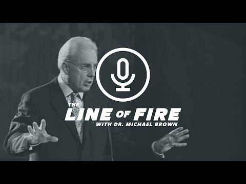 Dr. Brown Makes Another Appeal To Pastor John MacArthur