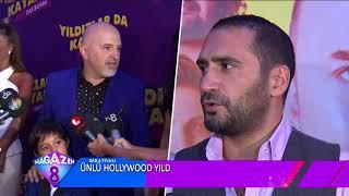 Das Borak Yıldızlar'da Kayar Filmi Galasından Özel Görüntüler