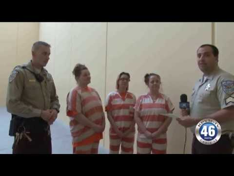 02/13/2017 Life Saving Award | Nye County Detention Center