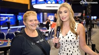 "Jacqueline ""Poker Mama"" Cachia On Poker in Malta"