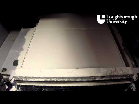 Three Dimensional Printing (3DP) Process at Loughborough University