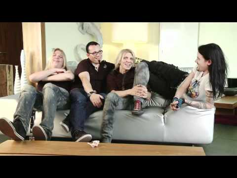 Apocalyptica - First Instrument - Interview