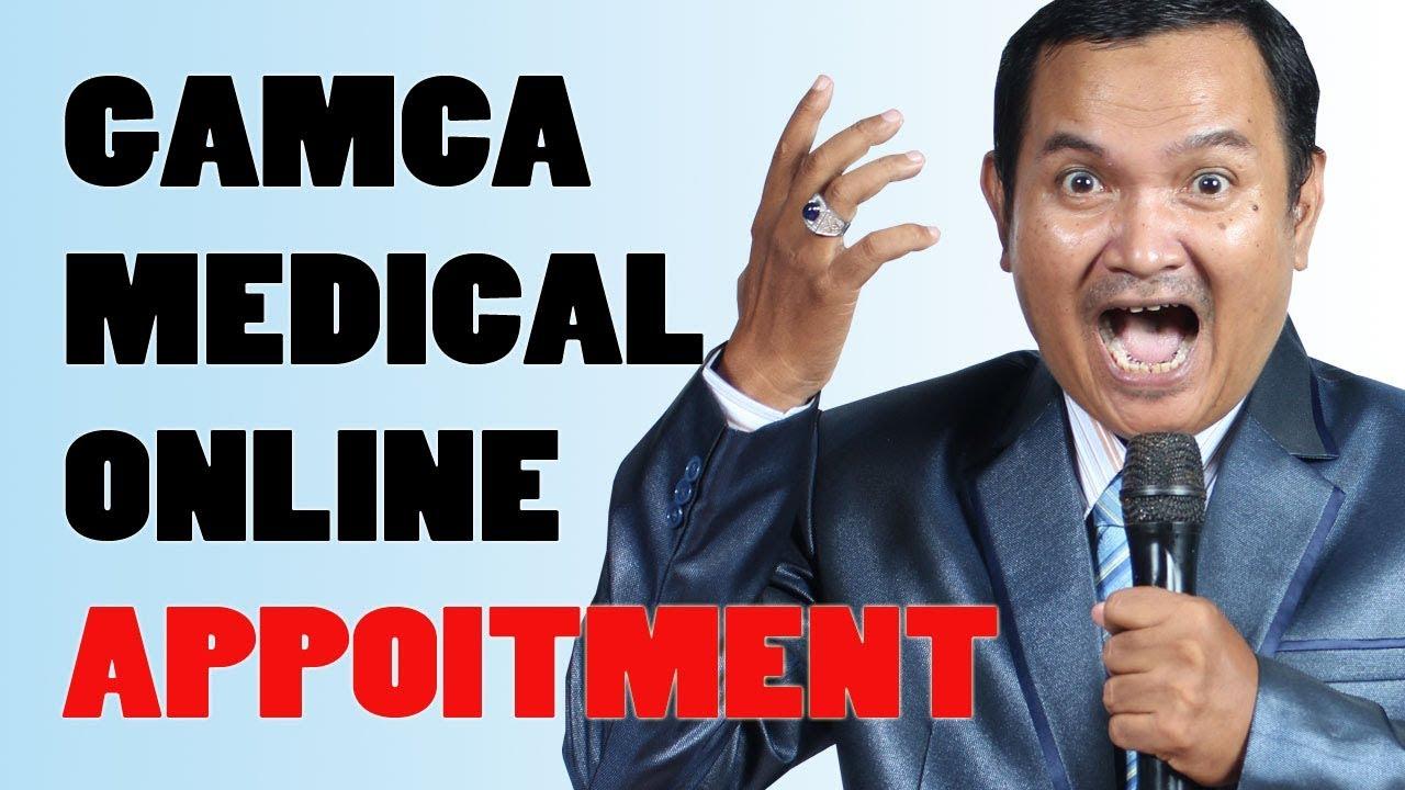 Gamca Medical Online Appointment - смотреть онлайн на Hah Life