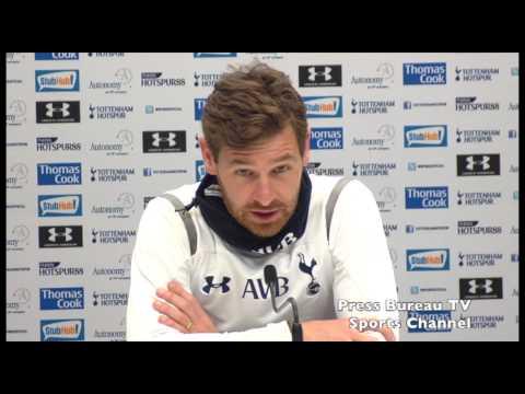 Andre Villas-Boas Press Conference Pre Arsenal