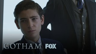Bruce Wayne Confronts Wayne Interprises Board of Directors   Season 3 Ep. 1   GOTHAM