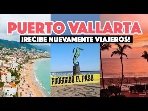 ¡Así luce la reapertura de Puerto Vallarta! | Paseo por Malecón y Playas en Julio 2020