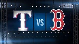 7/4/16: Red Sox deliver 21 hits in winning effort
