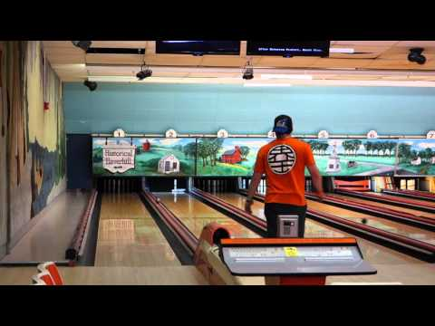 132 Game at Pilgrim Lanes in Haverhill, MA (From the Final Day at Pilgrim Lanes, 4/30/16)