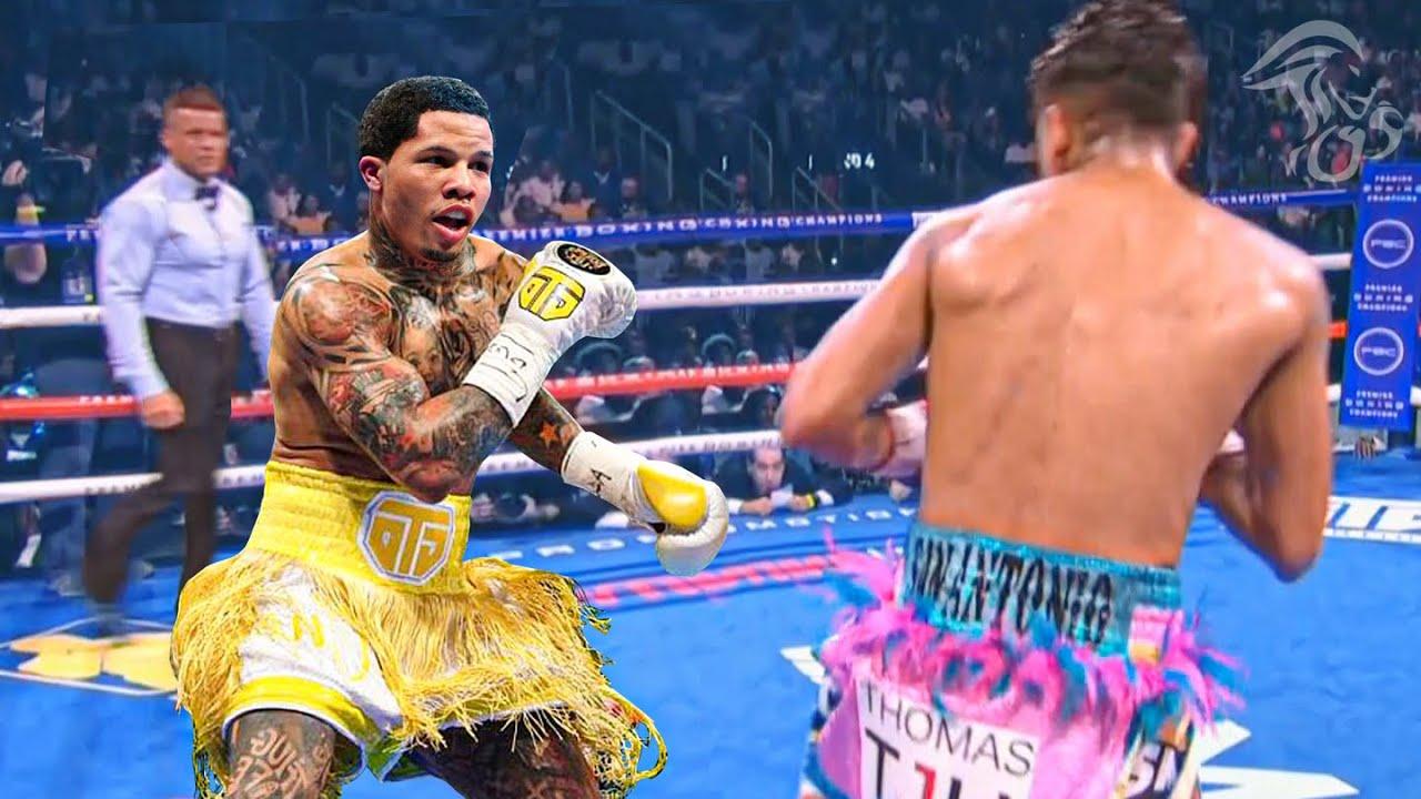 20 Times Gervonta Davis Showed Crazy Boxing