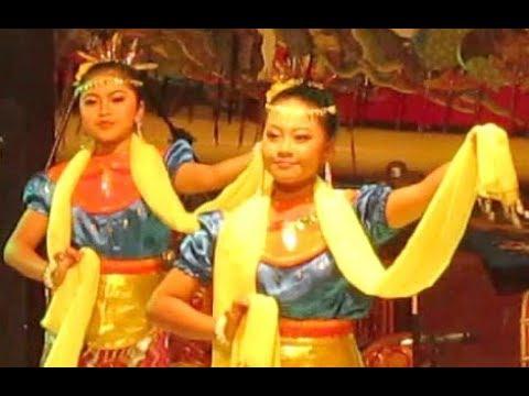 Tari SESONDERAN / Tari Jawa Kreasi Baru KEMBANG SORE Javanese Dance / Balai Budaya Minomartani [HD]