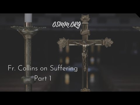 Father Shannon Collins on Suffering -  Part  1 of 4 - Our Sorrowful Mother's Ministry