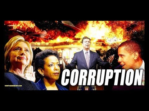 Obama Spying, Clinton Foundation, Comey & Lynch EXPOSED