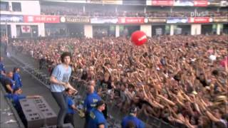 The Kooks - Sofa Song - live @ Rock am Ring 2011 - HD