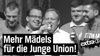Unions tönende Wochenschau: Deutschlandtag der JU
