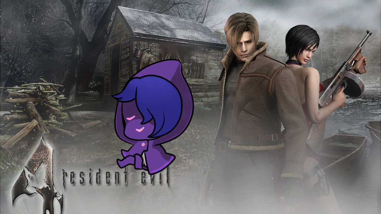 Tatters Play Resident Evil 4 Part 15 Whos The Girl Next Door