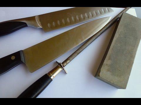 Como Afilar Y Mantener Tus Cuchillos Sin Complicaciones