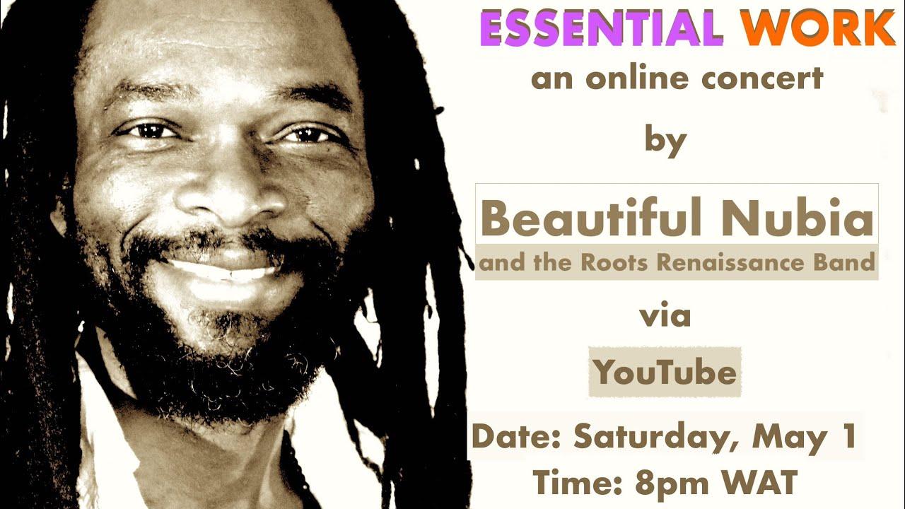 Download Beautiful Nubia - Essential Work (Online Concert)