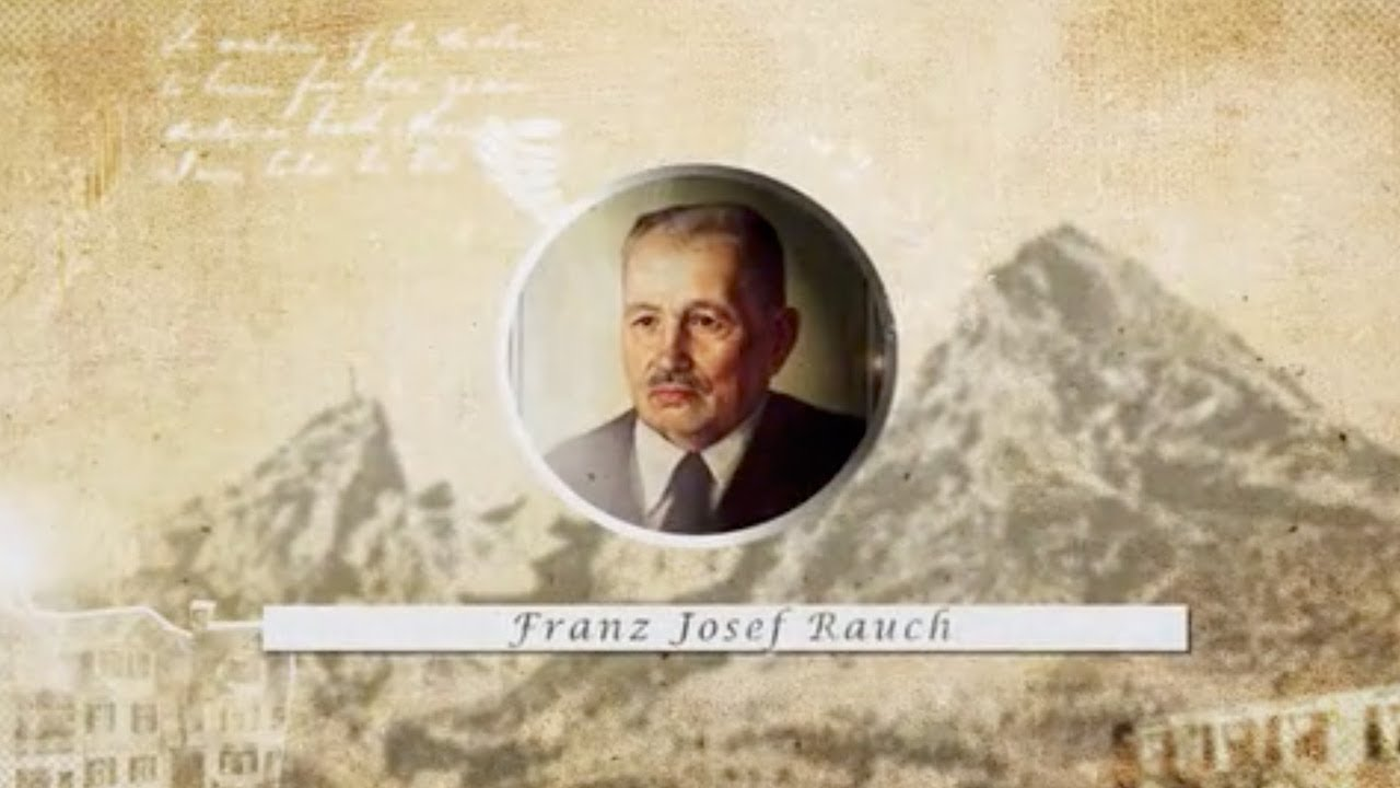 Franz Josef Rauch