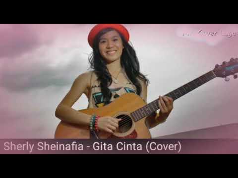 Sherly Sheinafia - Gita Cinta (Cover) with Lirik Lagu