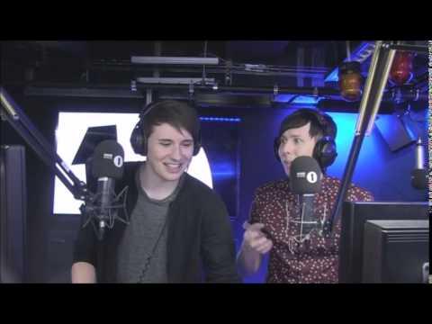 Dan and Phil's Radio Show - July 6th, 2015