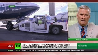Boeing 'back in the game' w/ huge new order