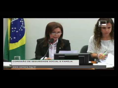 SEGURIDADE SOCIAL E FAMÍLIA - Reunião Deliberativa - 13/09/2016 - 10:17
