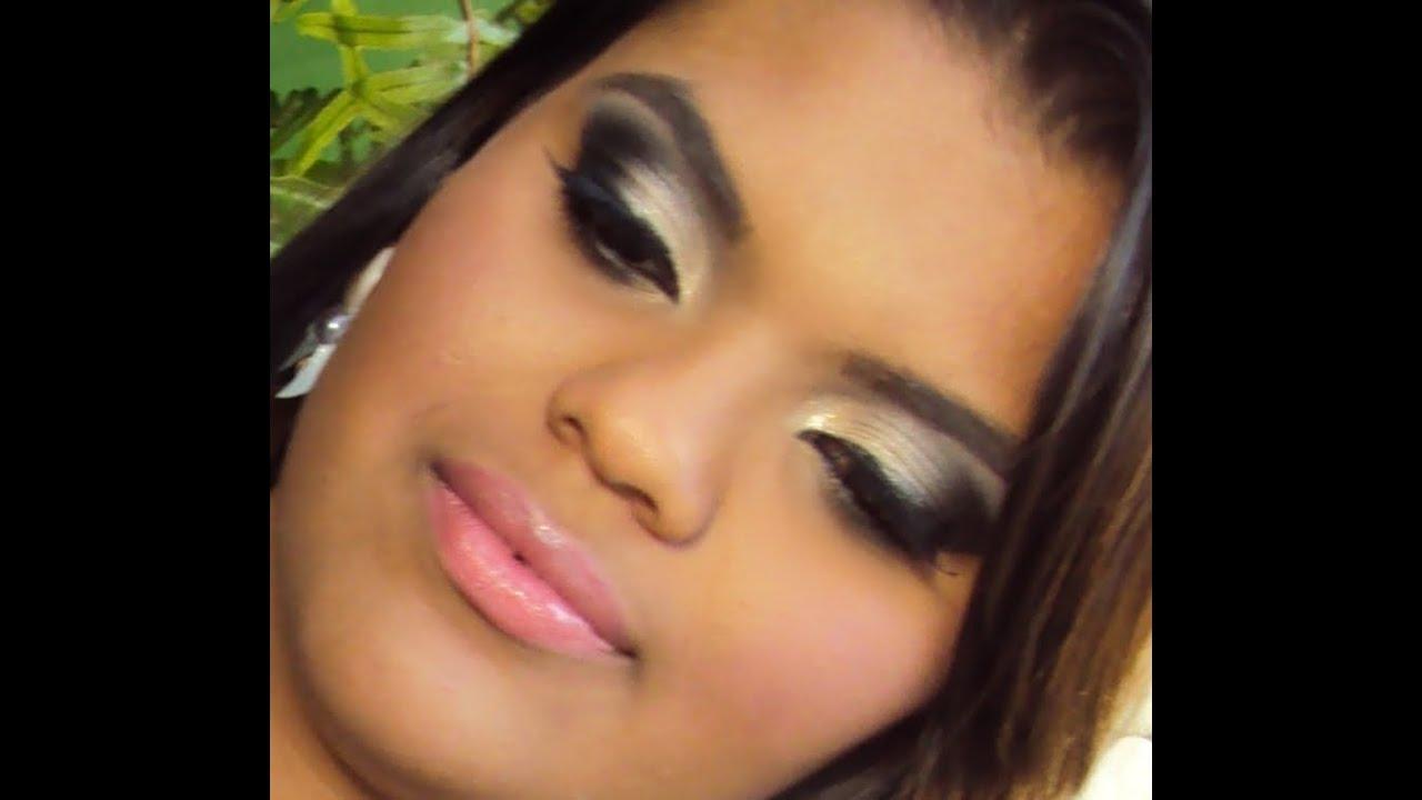 Preferência Tutorial 46- Maquiagem pele Morena (Participação de Lídia Brito  CG05