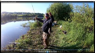 Рыбалка на Москве Реке на Фидера и донки начало ИЮНЯ 2021