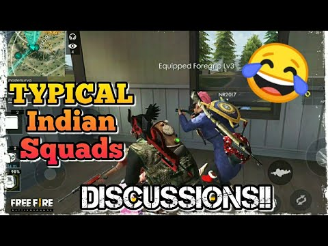 SECRETS REVEALED😂😜!! IMP. DISCUSSIONS TYPICAL INDIAN FREEFIRE PLAYERS SQUAD HAVE🤣!!(USE EARPHONE)