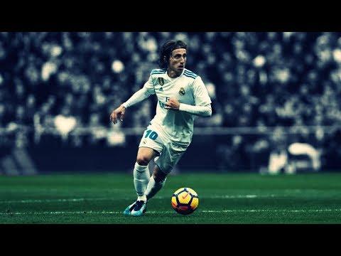 Luka Modric The Visionary Full Season Show 2017/18