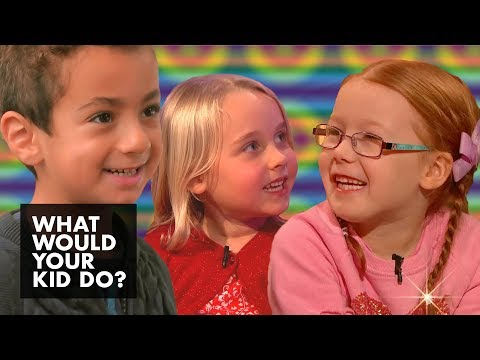 Kids Say The Funniest Things   What Would Your Kid Do?