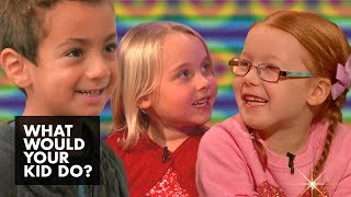Kids Say The Funniest Things | What Would Your Kid Do?