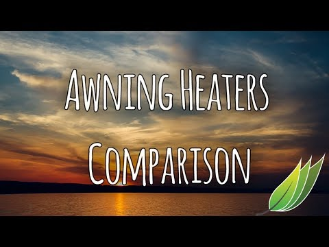 Caravan Awning Heaters Youtube