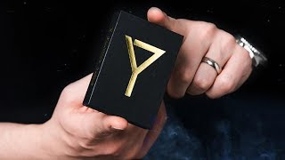 BEST GOLD PLAYING CARDS [8K] - Cardistry by Magic of Y