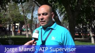 ATP Challenger San Juan - Spanish interview with supervisor Jorge Mandl