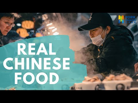 The best street food in Fuzhou
