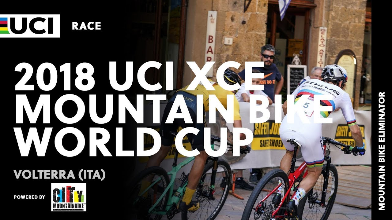 635f1ec1926 2018 UCI XCE Mountain Bike World Cup - Volterra (ITA) - YouTube