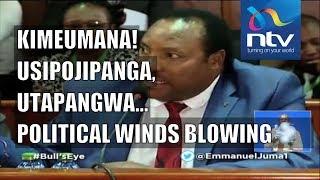 Kimeumana! Things are thick for Waititu, Kidero as Atwoli strategises || Bull's eye