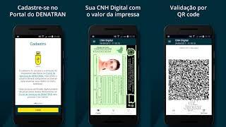 CNH digital passa a valer no Ceará, veja como funciona