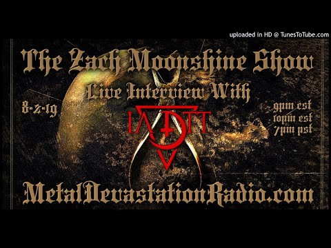 IATT (I Am The Trireme) - 2019 Interview on The Zach Moonshine Show