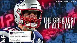 Willie McGinest on the Reasons Behind the Tom Brady-Patriots Breakup | The Rich Eisen Show | 3/19/20