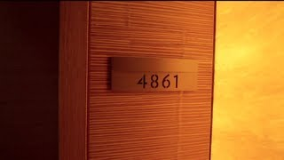 Room 4861 tour, Tower 2 | Sands Suite @ Marina Bay Sands, Singapore and Skypark view at night
