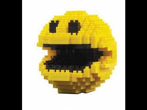 Lego Pac Man #picpac #stopmotion #lego