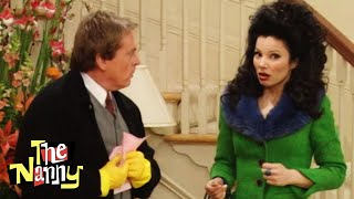 Fran Thinks Niles Is A Killer! | The Nanny